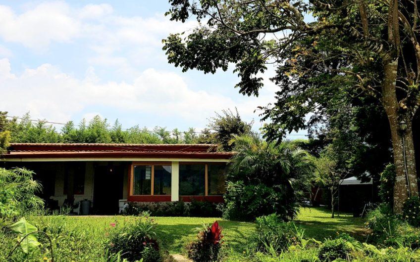 Finca en venta, Santo Domingo, Heredia . Cod. FV5037