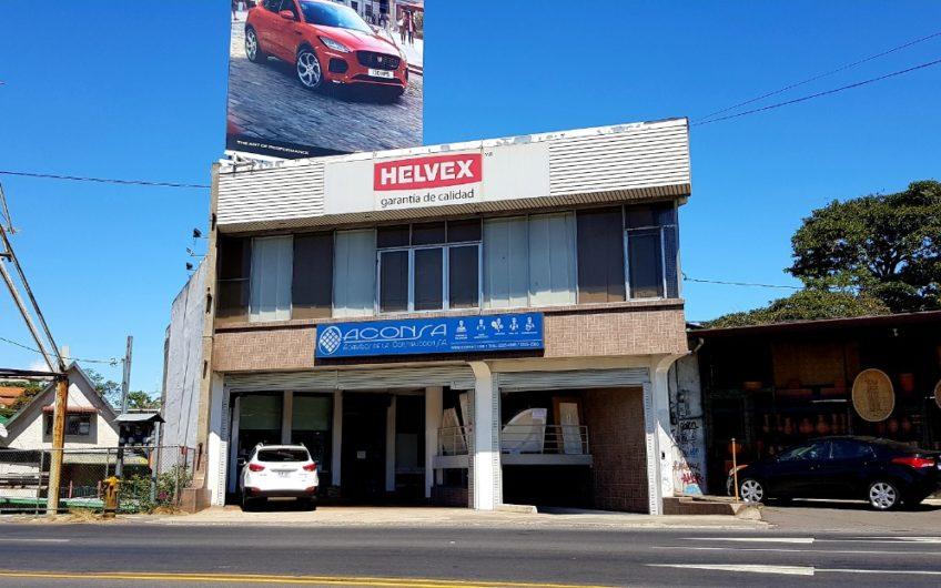 Edificio en Venta.  Montes de Oca, San Pedro, San José. Cod.EV5044