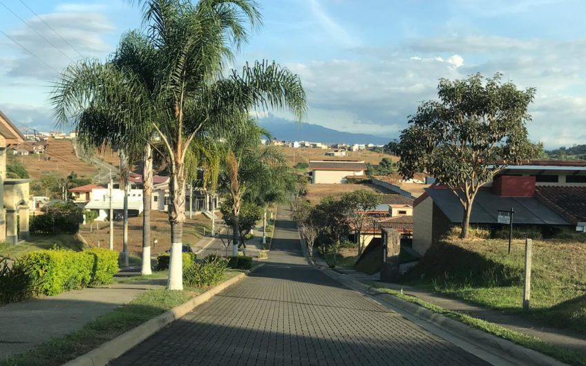 Lote en Venta, Grecia, Alajuela. Cod.LV5083